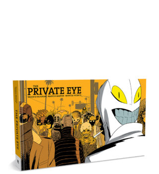 THE PRIVATE EYE_f