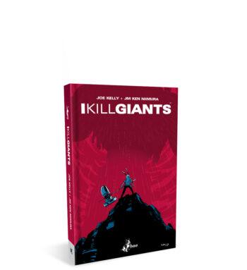 I KILL GIANTS TITAN EDITION