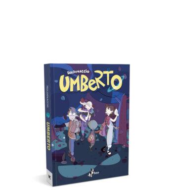 Umberto – mockup sito