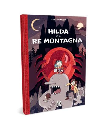 Hilda e il re montagna – mockup sito