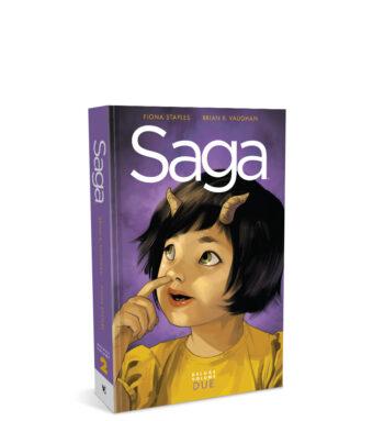Saga Deluxe 2 – mockup sito