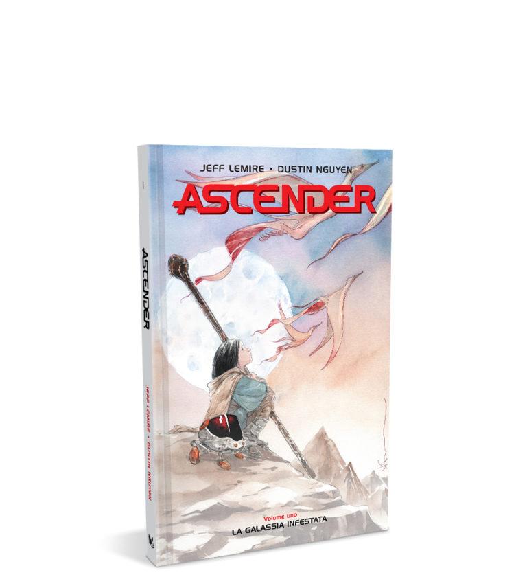 Ascender 1 – mockup sito