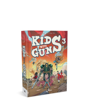 Kids with guns 3 – mockup sito