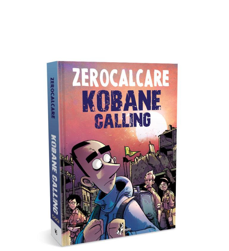 Kobane calling oggi – mockup sito
