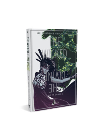 The Wicked + The divine 6 – mockup sito
