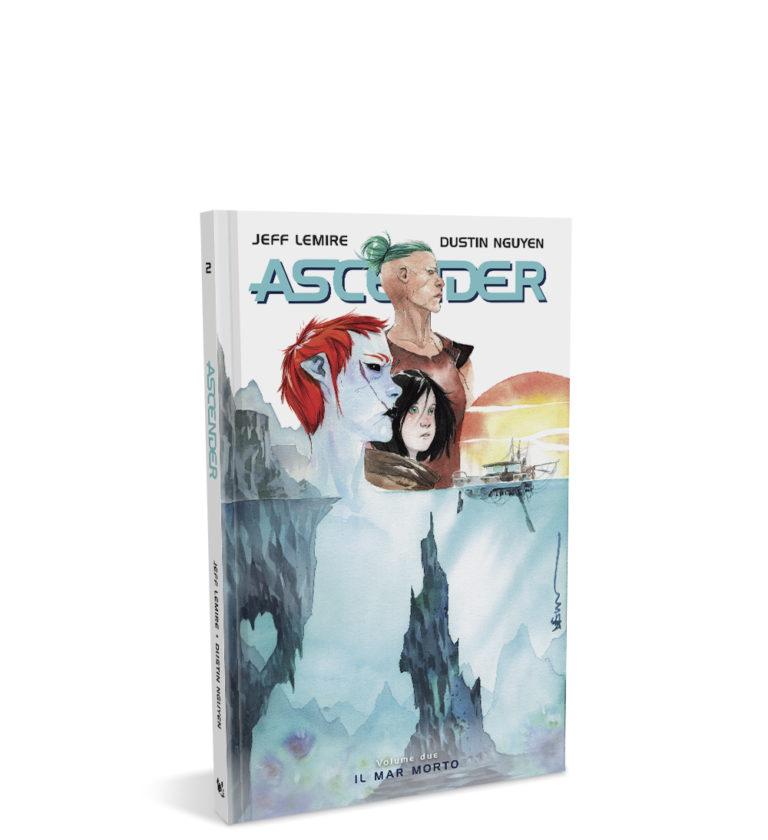 Ascender 2 – mockup sito