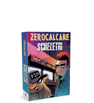 Scheletri regular – mockup sito