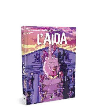L'Aida – mockup sito