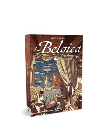 La Belgica 2 – mockup sito