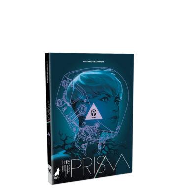 The Prism 1 – mockup sito