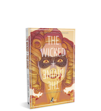 The Wicked + The divine 7 – mockup sito