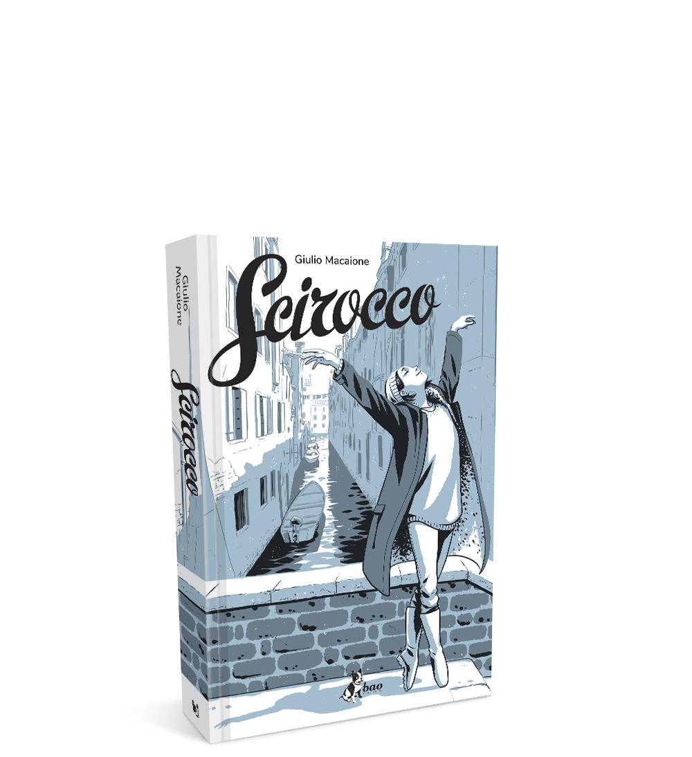 Scirocco - Bao Publishing