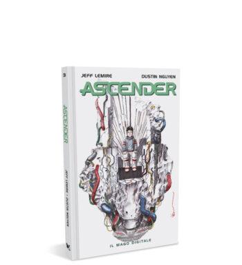 Ascender 3 – mockup sito